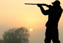 На омских охотников открыли охоту