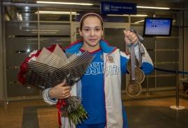 Омская тяжелоатлетка Ольга Тё: «Даже на тренировку делаю прическу»