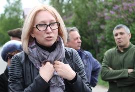 Депутат Инна Гомолко добилась газификации поселка Захламино