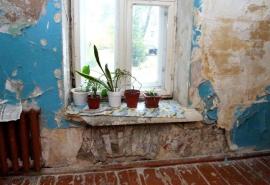 В Омске несколько домов признали непригодными для проживания