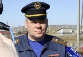 Главный омский спасатель Колодинский обнародовал свои доходы