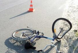 Омичка попала в реанимацию после столкновения велосипедов