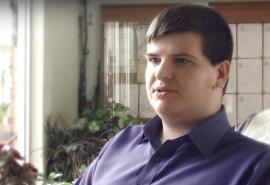 Молодой ученый из Челябинска попросил физической поддержки для омского конкурса
