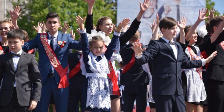 В Уфе выпускники зажгли под «Туган як» Васили Фаттаховой