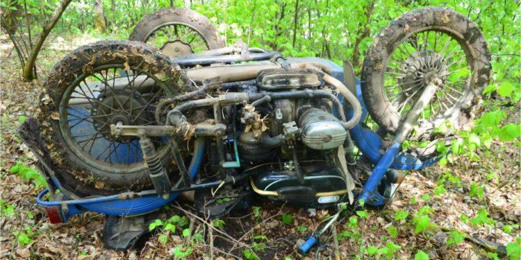 В Башкирии опрокинулся мотоцикл, погиб водитель