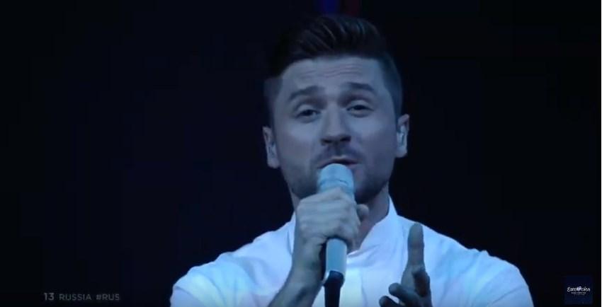 Сергей Лазарев пробился в финал «Евровидения 2019» в Израиле