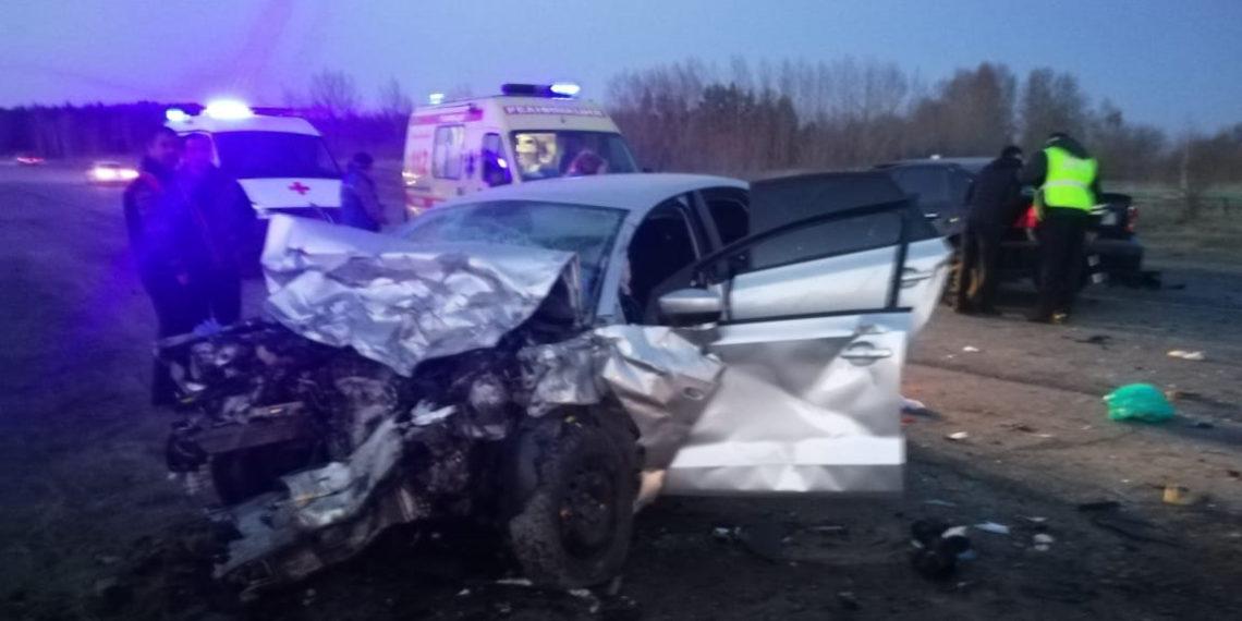 В Башкирии в ДТП с иномаркой разбился водитель без прав