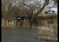 В Башкирии внедорожник упал в реку, водитель утонул