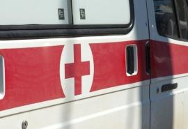 В столкновении двух иномарок в центре Омска пострадала годовалая девочка