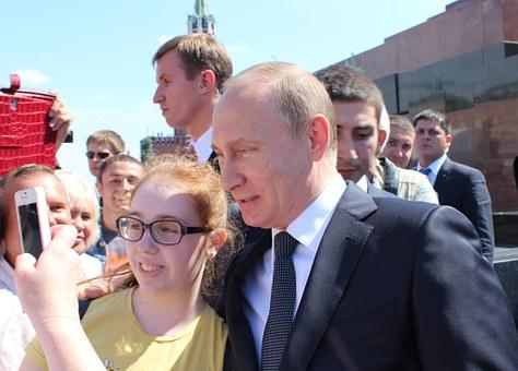 Стало известно, сколько процентов россиян доверяет Путину