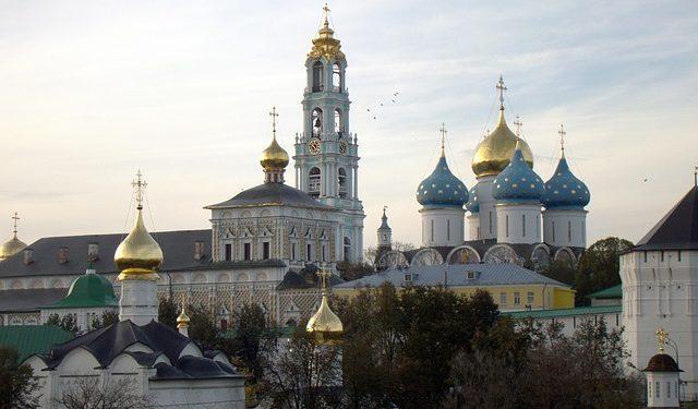 Поножовщина в Троице-Сергиевой лавре