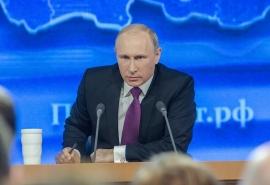 Кремль назвал дату прямой линии с президентом Путиным