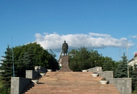 Ученый описал типичного древнего омича и раскрыл тайну Ленинской горки