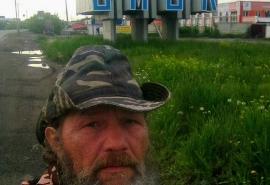Чтобы добраться до Омской области, путешественник прошел пешком 7 тысяч километров
