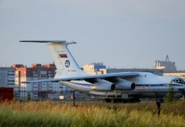Омский аэродром к приезду Путина отремонтирует «СибДор» Лазара Погосяна