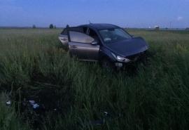 В страшном ДТП под Омском погибли два человека