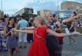 Ради выпускного для школьников в Омске перекроют Иртышскую набережную