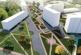 Жители проголосовали за объекты, которые благоустроят в Омске в 2020 году