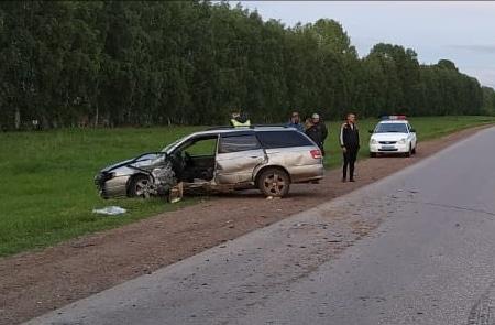 В Башкирии пьяный водитель без прав спровоцировал ДТП, пострадал пассажир