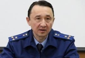 Чайка назначил Голубя прокурором Центрального округа Омска – инсайд подтвердился