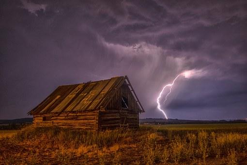 В Башкирии вновь прогнозируются дожди с грозами