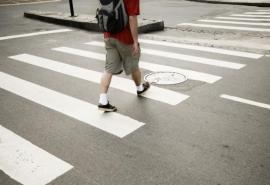 На дороге в Омске сбили 10-летнего мальчика