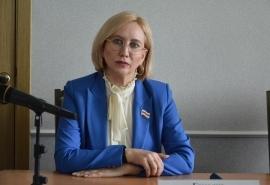 Инна Гомолко: «Социальная сфера Омска требует инновационных подходов»