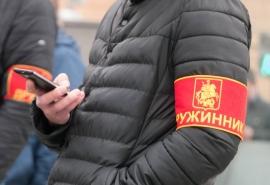 Омские власти проспонсируют народных дружинников из бюджета