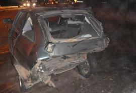 В Омске в ДТП пострадал пятимесячный мальчик