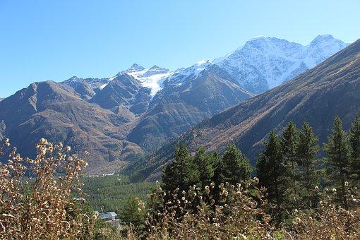 Ученые: Скорость таяния ледников Эльбруса выросла в 3 раза