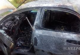 В Омске задержали серийного поджигателя автомобилей