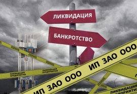 В Омской области за 2019 год закрылось почти 4 тысячи юридических лиц