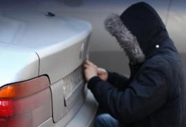 В Омске работает конвейер по краже автомобильных номеров