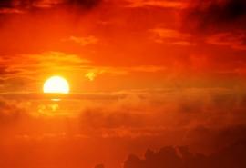 Стало известно, как долго продлится жара в Омской области
