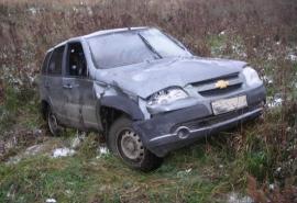 В Омской области пьяная автосельчанка учинила ДТП для своего друга