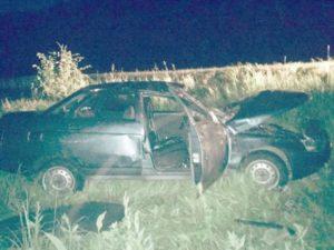 В Башкирии перевернулся ВАЗ с бесправником за рулем