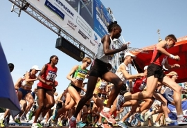 В Омске ради марафона несколько центральных улиц перекроют на три дня