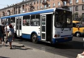 В Омске временно изменят схему движения автобусов через центр