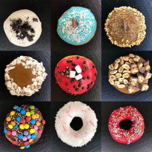 Жителей Казани бесплатно накормят пончиками