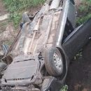В Башкирии в ДТП «Kia» съехала в кювет, пострадали двое
