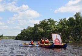 Православные омичи проведут водный Крестный ход