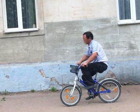 В Уфе наградили женщину за помощь в поимке педофила на велосипеде