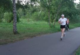 Лайфхак по выносливости от участника 29-ти Сибирских международных марафонов Бориса Абатурова