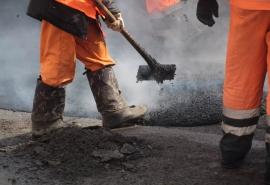 Федеральный трансферт на безопасные и качественные омские дороги упадет в два раза с 2020 года