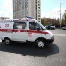 В центре Омска сбили школьника, пытавшегося перейти дорогу в неположенном месте