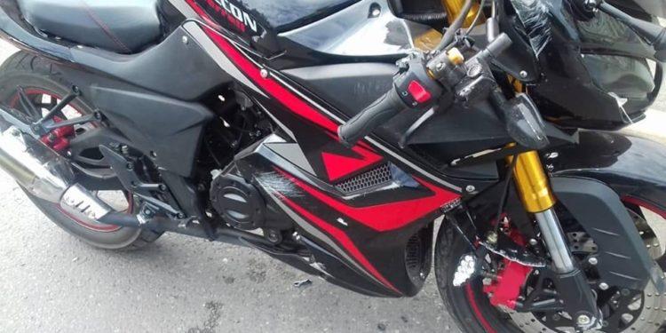 В Уфе в ДТП с «ВАЗом» пострадал мотоциклист