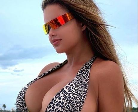 Русская Ким Кардашьян выложила горячее фото