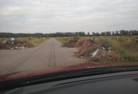 Кладбище превращается в помойку: омичка показала горы мусора на погостах