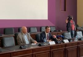 Глава Минприроды Лобов: воздух в Омске загрязняют несколько источников