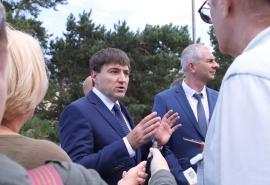 Министр Марыгин о строительстве туалета по столичной технологии: «омичи ничем не хуже жителей ближних ...
